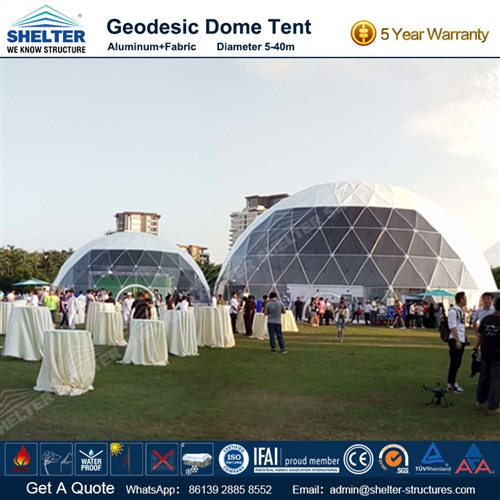 Large Dome Tents u2013 Geodesic Domes for Sale & Geodesic Domes for Sale - Geodome Tents House - Luxury Wedding Tent